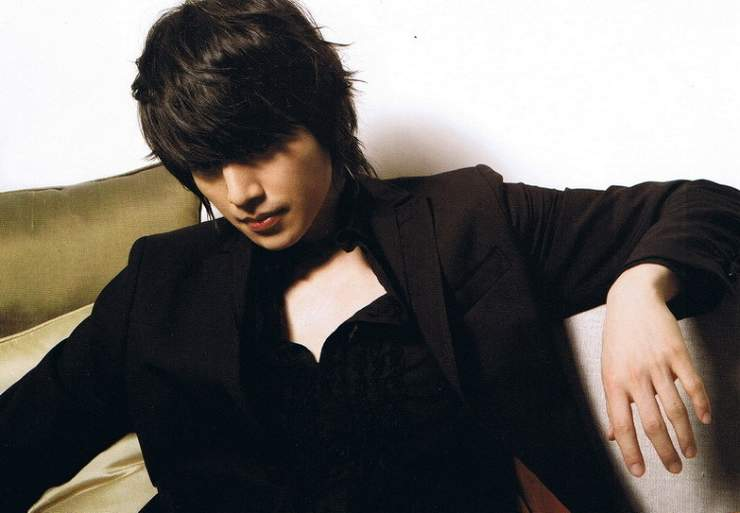 Lee Dong Wook - Photo Actress